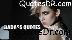Badass Quotes