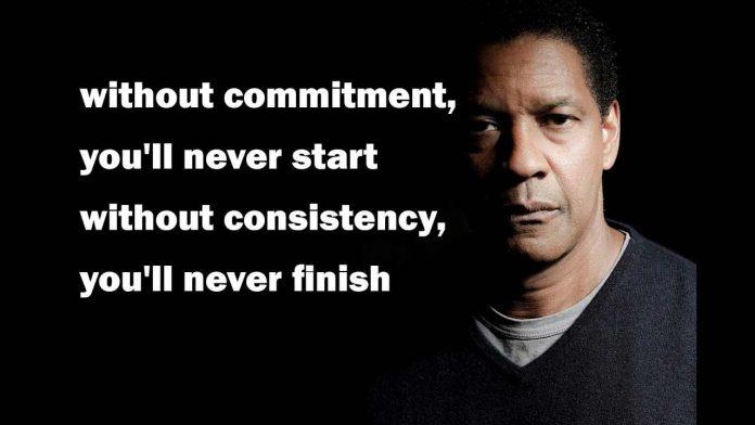 Denzel Washington quotes