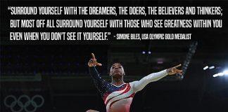 Simone Biles quotes